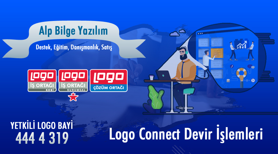 Logo Connect Devir İşlemi