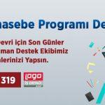Logo Muhasebe Programı Devir İşlemi