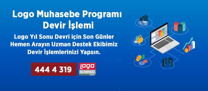 logo muhasebe programı devir işlemi
