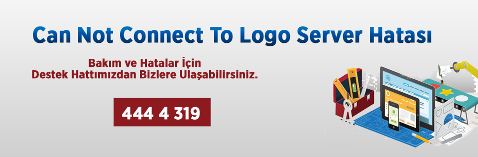 Can Not Connect To Logo Server Hatası