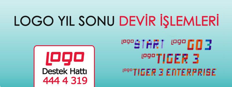Logo Tiger 3 Devir Nasıl Yapılır ?